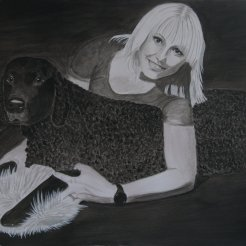 Jorun, Akvarell