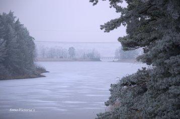 Sundet vinter